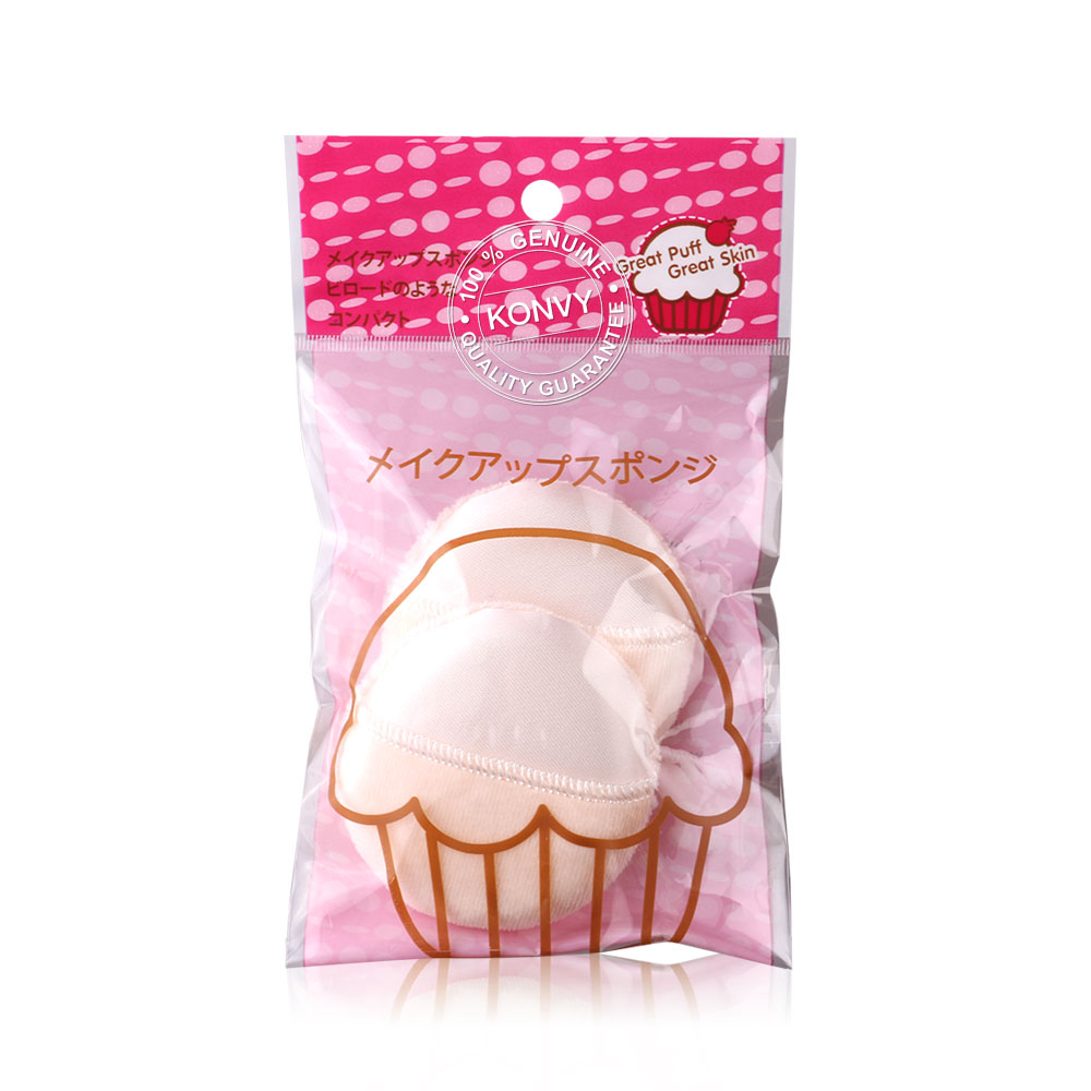 Great Puff Handle Puff Pack 2pcs
