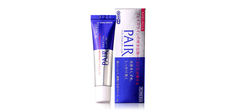 Lion Pair Acne Cream W 14g