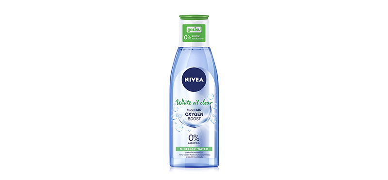 NIVEA White Oil Control Make Up Clear Micellar Water 200ml