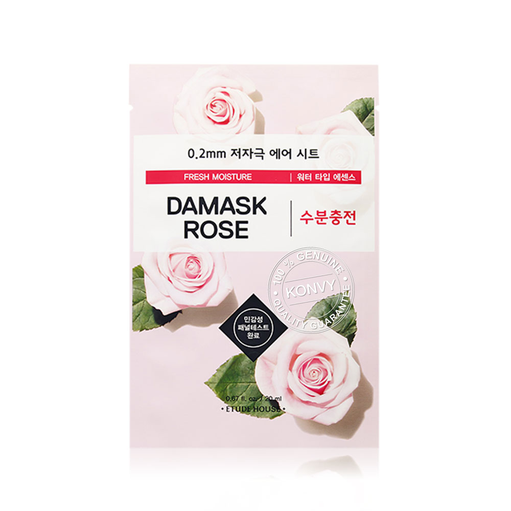 Etude House Therapy Airmask Damask Rose 20ml