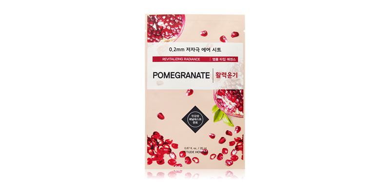 Etude House Therapy Airmask Pomegranate 20ml