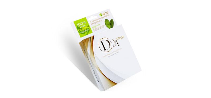 D24 Orga 20capsules
