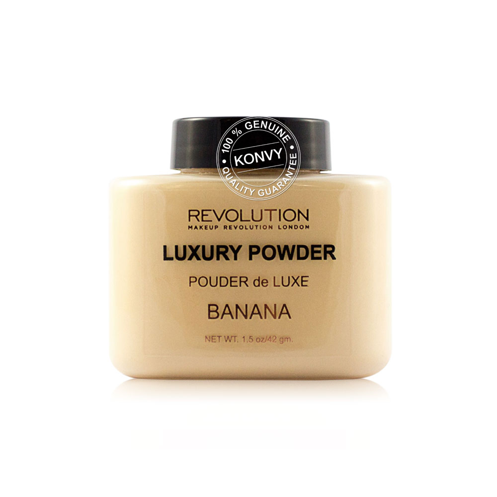 Makeup Revolution Luxury Banana Baking Powder 42g