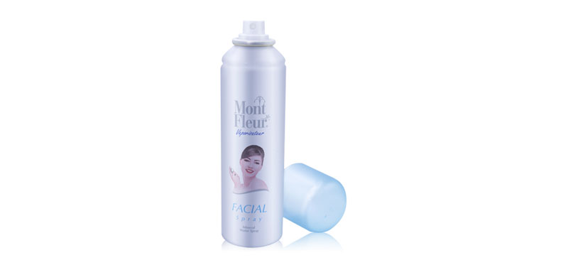 Purecare Mont Fleur Mineral Water Facial Spray 150ml