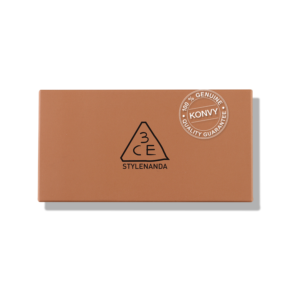 3CE Face Contour Tuning Palette #Tawny