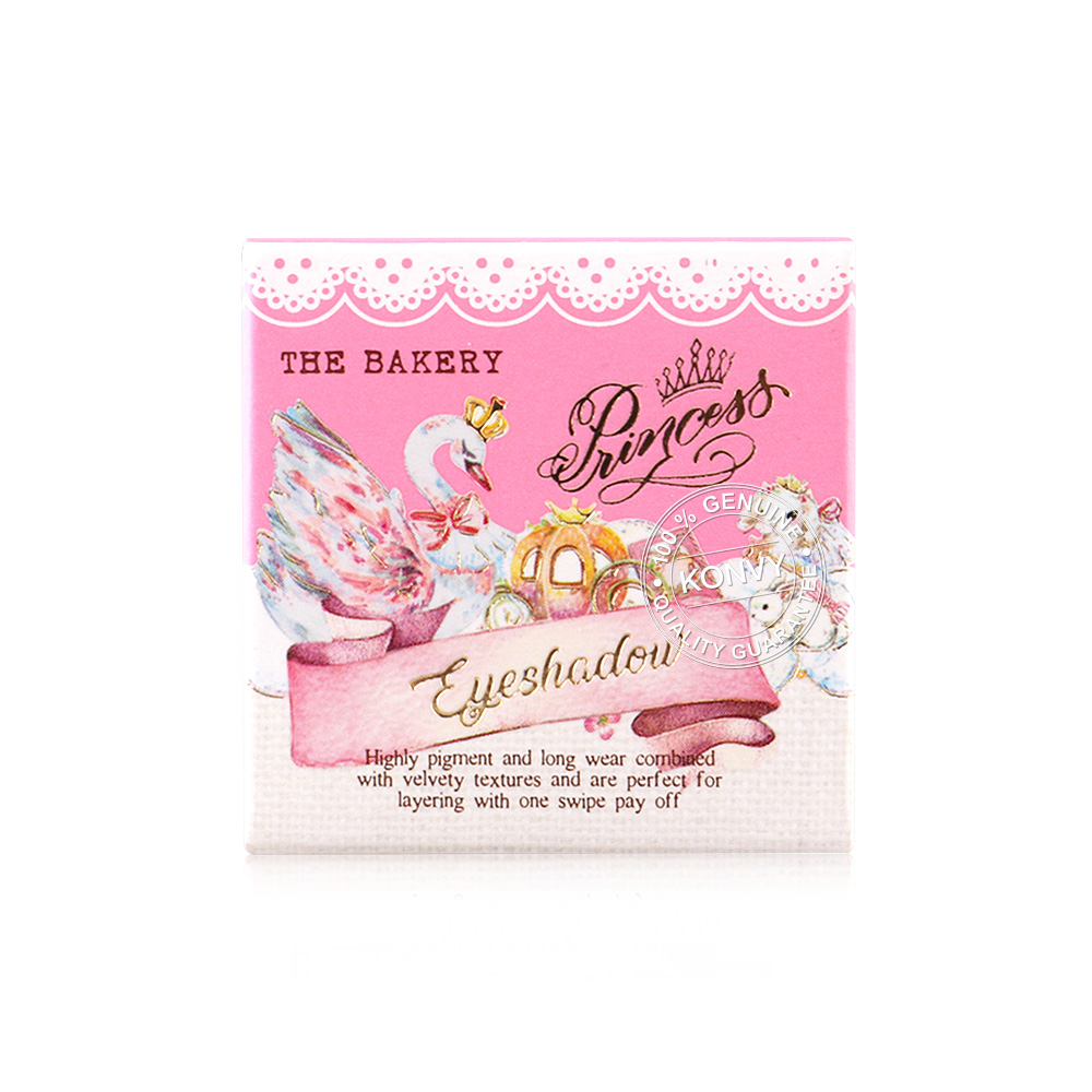 Beauty Buffet The Bakery Princess Eyeshadow 1.75g #08 Orchid