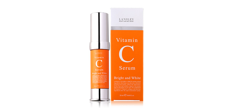 Beauty Buffet Lansley Vitamin C Serum Bright And White 20ml