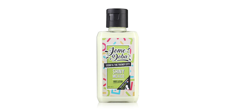Jome doba Shiny Mexico Body Lotion 80ml
