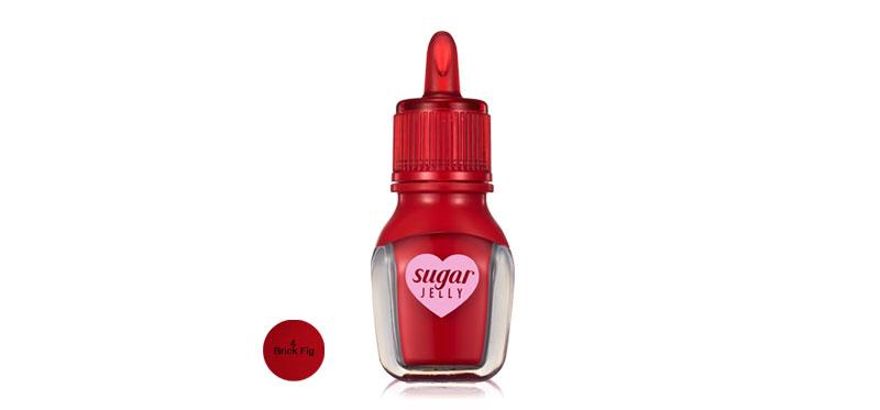 Peripera Sugar Jelly Tint 3g #4 Brick Fig