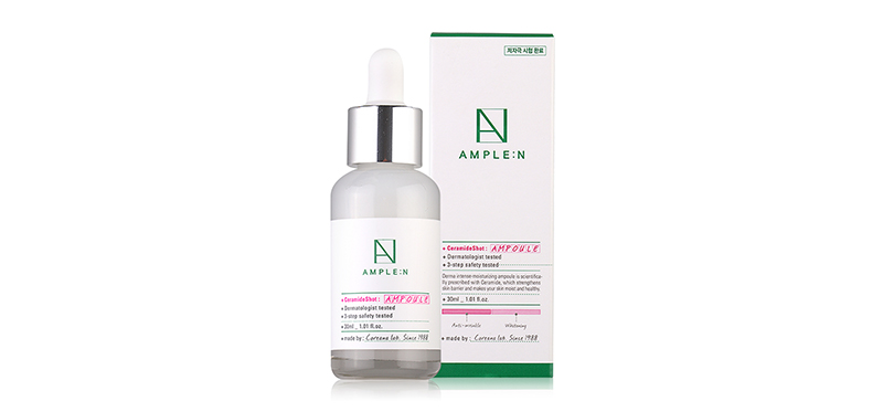 Coreana Lab Ample N Ceramide Shot Ampoule 30ml
