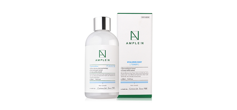 Coreana Lab Ample N Hyaluron Shot Toner 220ml