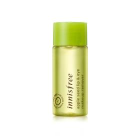 ฟรี! Apple Seed Lip&Eye Makeup Remover 15ml (1 ชิ้น / 1 ออเดอร์ ) เมื่อช้อปสินค้า Innisfree อย่างน้อย 1 ชิ้น