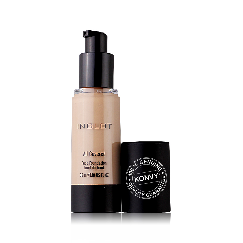 INGLOT All Covered Face Foundation 35ml #11