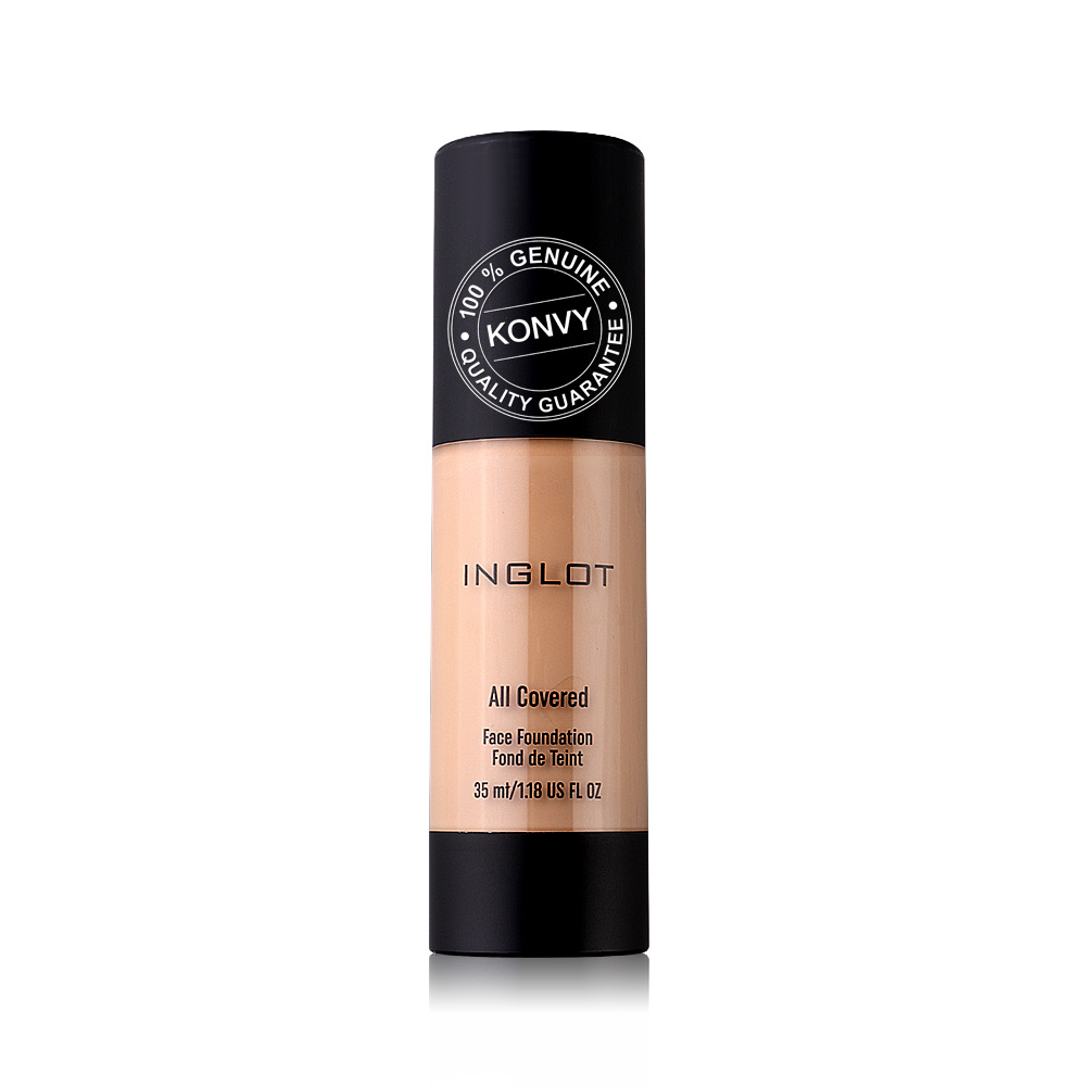 INGLOT All Covered Face Foundation 35ml #12