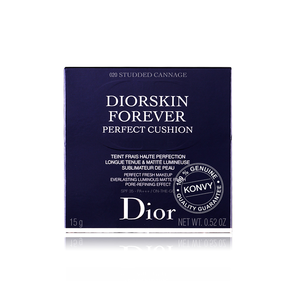 Dior Diorskin Forever Perfect Cushion 15g #020 Light Beige