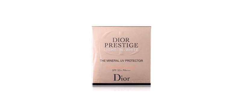 Dior Prestige Light-In-White The Mineral UV Protector SPF 50+ PA+++ 12g