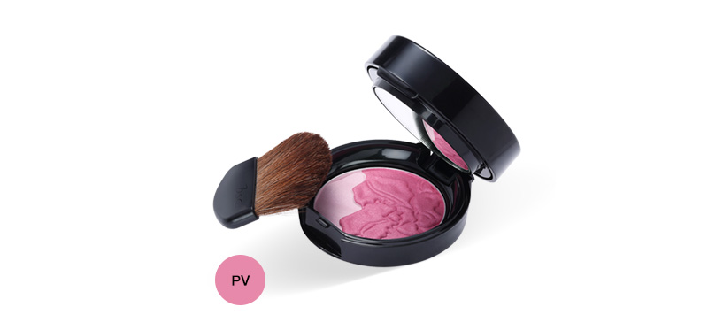 BSC Orchid Soft Touch Blusher 3.5g #PV
