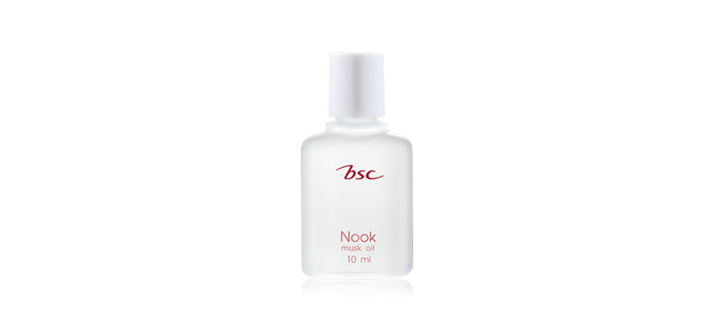 BSC Nook Musk Oil 10ml