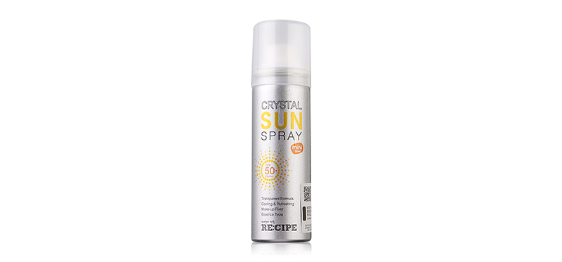 Recipe Crystal Sun Spray SPF50/PA+++ 50ml