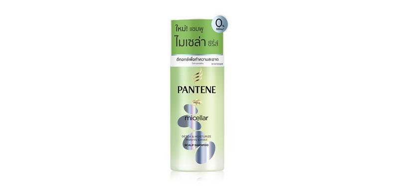 PANTENE Pro-V Micellar Detox & Moisturize Shampoo 300ml