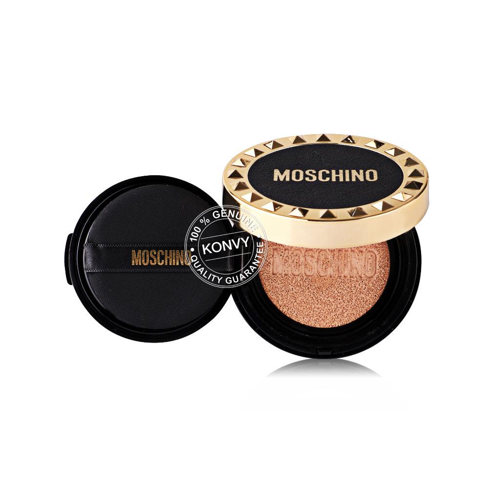 Tonymoly Moschino Chic Skin Cushion 15g #02 Chic Beige