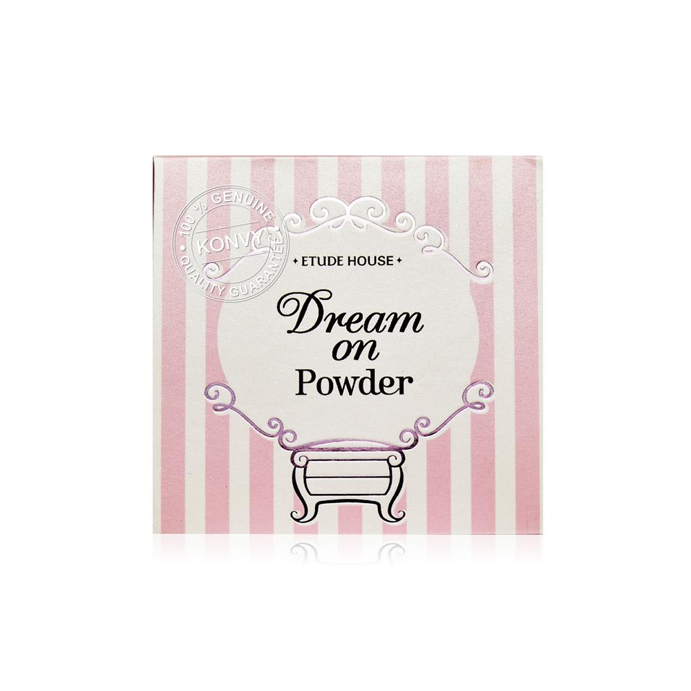 Etude House Dream On Powder 18g #02 Pink Beige