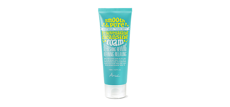Ariul Smooth & Pure Rejuvenating Cleansing Foam 150ml