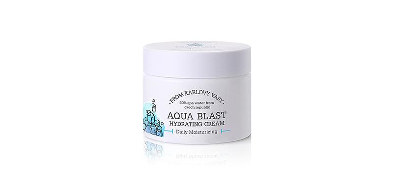 Ariul Aqua Blast Hydrating Cream 50ml ( สินค้าหมดอายุ : 2020.06 )
