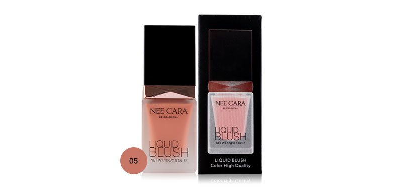 NEE CARA Be Colorful Liquid Blush 15g #05