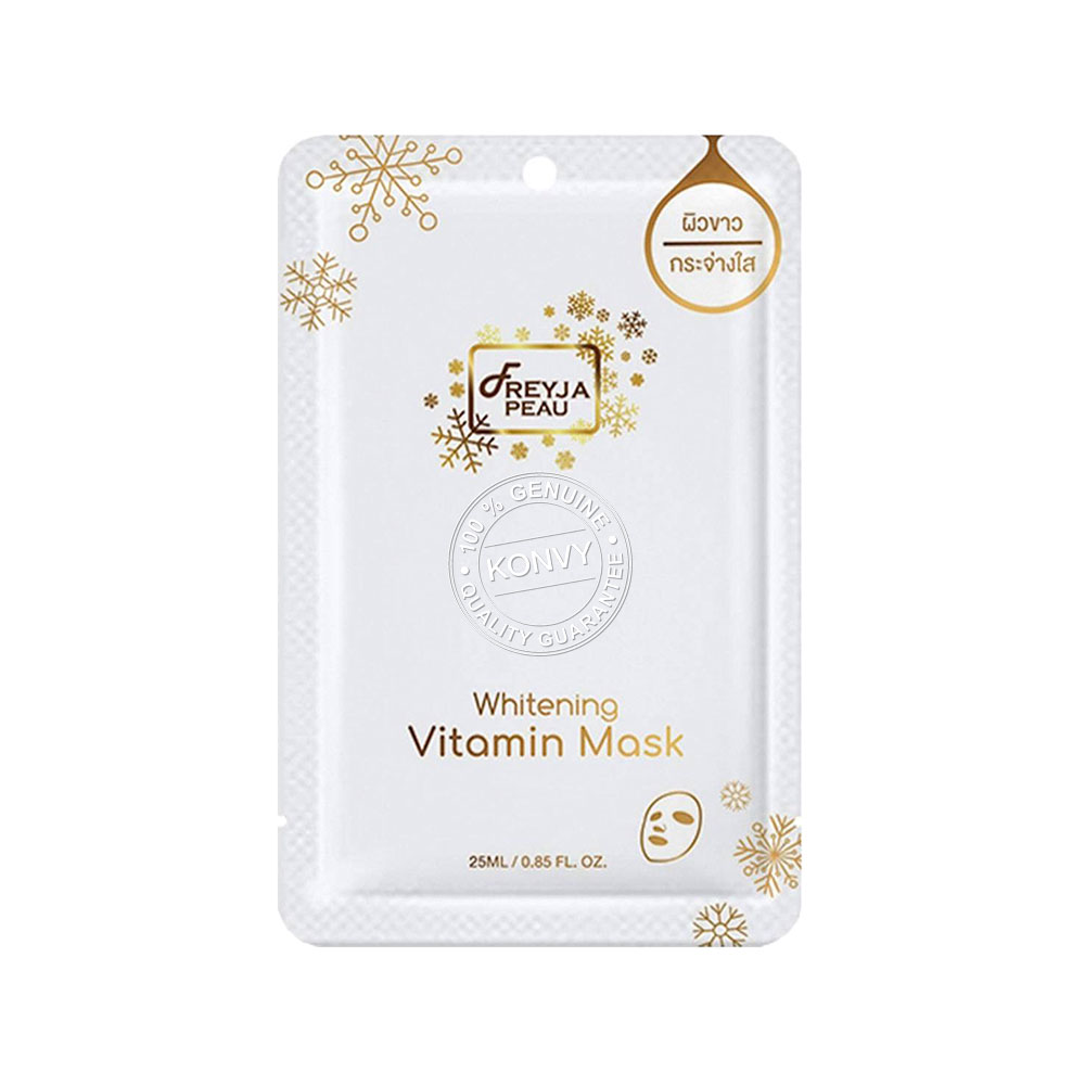 Freyja Peau Whitening Vitamin Mask 25ml