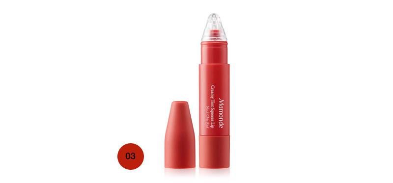 Mamonde Creamy Tint Squeeze Lip 9g #03