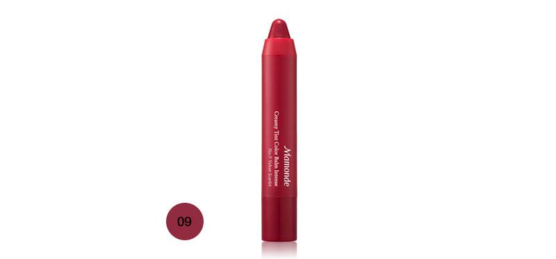 Mamonde Creamy Tint Color Balm Intense 2.5g #09 ( สินค้าหมดอายุ : 2021.02 )