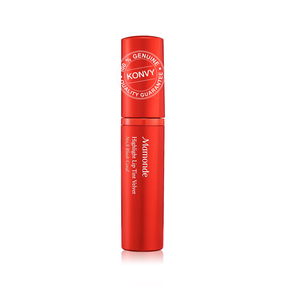 Mamonde Highlight Lip Tint Velvet 5g #08