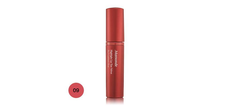 Mamonde Highlight Lip Tint Velvet 5g #09