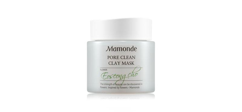 Mamonde Pore Clean Clay Mask 100ml