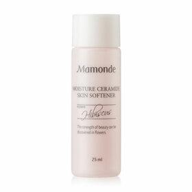 ฟรี! Mamonde Moisture Ceramide Skin Softener 25ml + Mamonde Moisture Ceramide Emulsion 25ml (1 ชิ้น / 1 ออเดอร์) เมื่อช้อปสินค้า Mamonde ครบ 1000.-