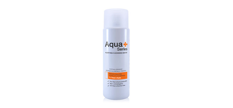 Aqua+ Series Purifying Cleansing Water 50ml