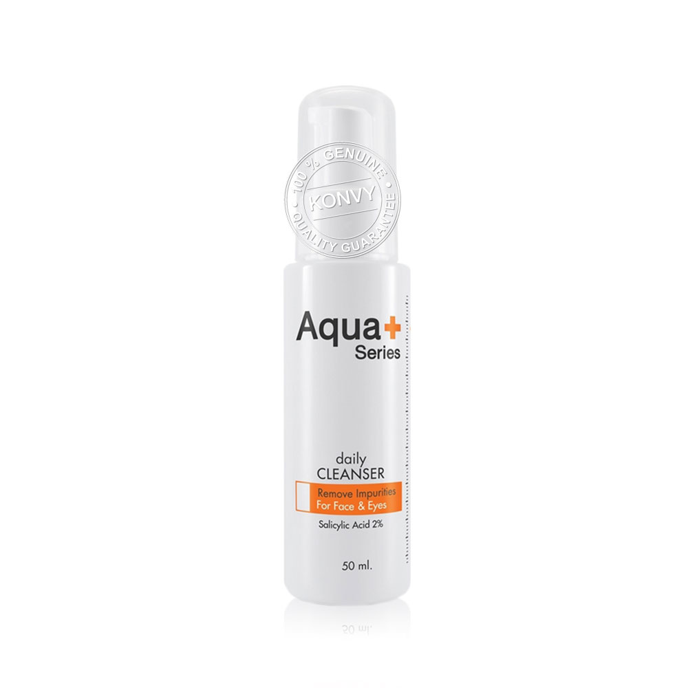 Aqua+ Series Daily Cleanser 50ml