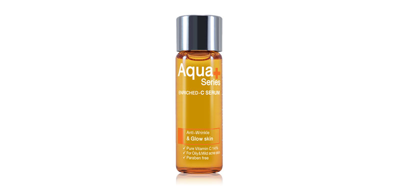 Aqua+ Series Enriched-C Serum 15ml