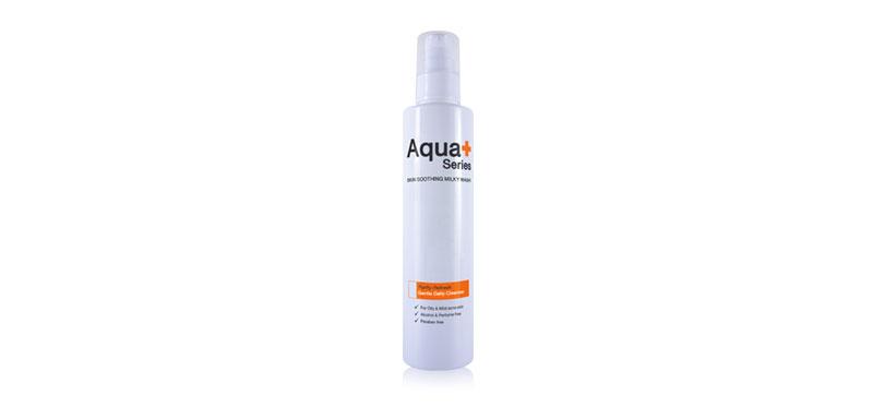 Aqua+ Series Skin Soothing Milky Wash 175ml