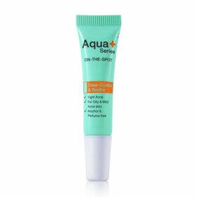 ฟรี! Soothing-Purifying Toner 50ml + On-The-Spot 7g (ซื้อมากเเถมมาก) เมื่อช้อปสินค้า Aqua+ Series ที่ร่วมรายการ