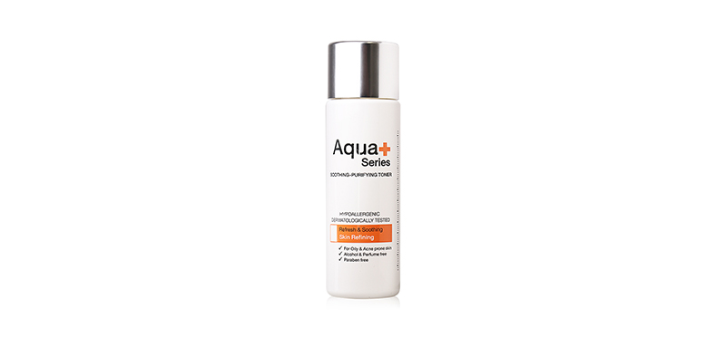 Aqua+ Series Soothing-Purifying Toner 50ml