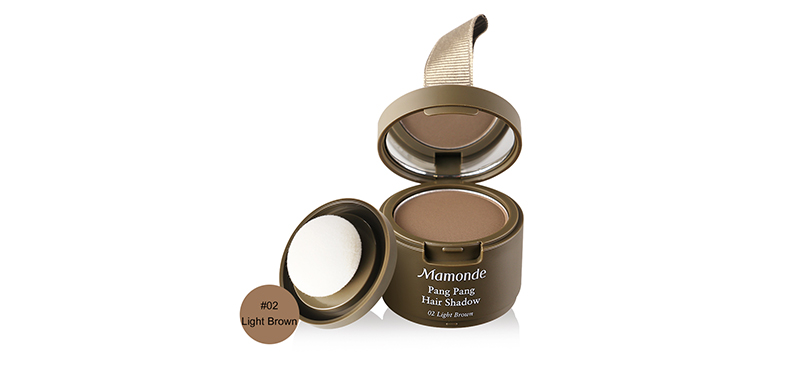 Mamonde Pang Pang Hair Shadow 3.5g #02 Light Brown