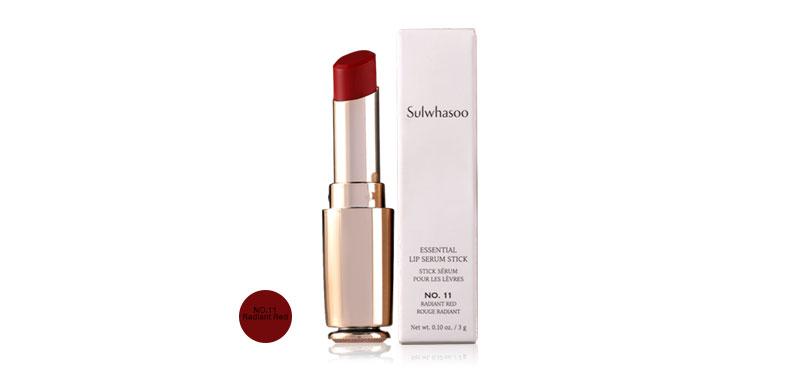 Sulwhasoo Essential Lip Serum Stick 3g #NO.11 Radiant Red