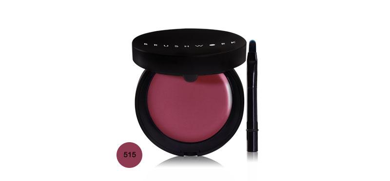 BRUSHWORK Colour Pot for Lips Cheeks Eyes 4g #515