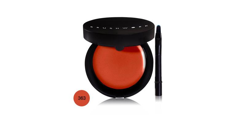 BRUSHWORK Colour Pot for Lips Cheeks Eyes 4g #363