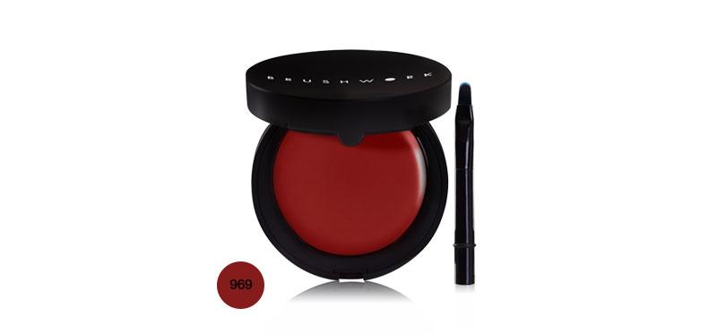 BRUSHWORK Colour Pot for Lips Cheeks Eyes 4g #969