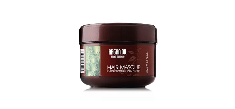 Argan Oil Keratin Protein Hair Masque Mascarilla De Keratina 200g