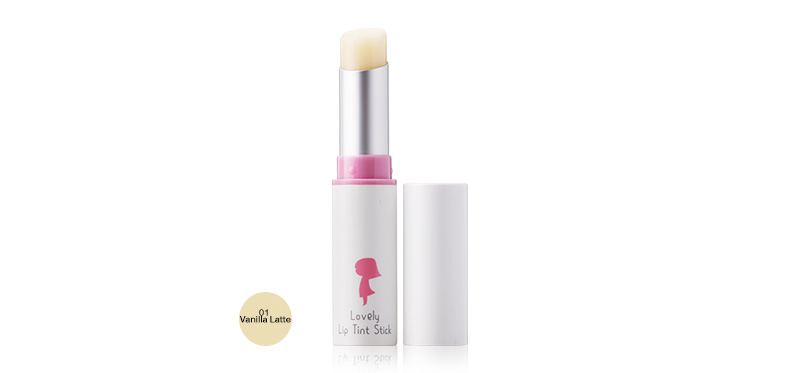Yadah Lovely Lip Tint Stick 4.3g #01 Vanilla Latte
