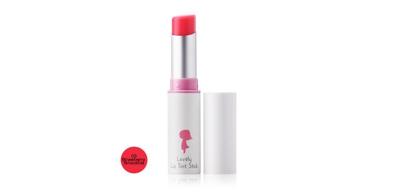 Yadah Lovely Lip Tint Stick 4.3g # 03 Strawberry Smoothie